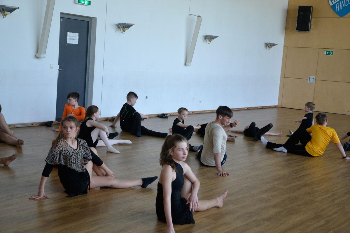 Tanzsport Ingolstadt Latein - Gymnastik
